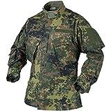 Helikon-Tex CPU Jacke Shirt - Polycotton Ripstop - Flecktarn, L