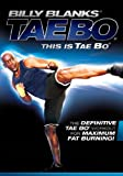 Billy Blanks: This Is Tae Bo [DVD] (2010) Billy Blanks; Darren Capik (japan import)