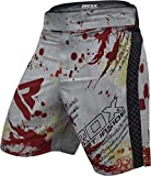 RDX MMA Shorts Training | Perfekt für Boxen, Freefight, Kampfsport, Kickboxen, Trainingshorts, Grappling | Fightshorts Kampfshorts für BJJ und Muay Thai (MEHRWEG)