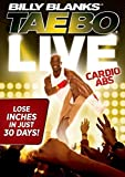 Tae Bo Cardio Abs Live DVD - Billy Blanks - region 0 Worldwide by Billy Blanks