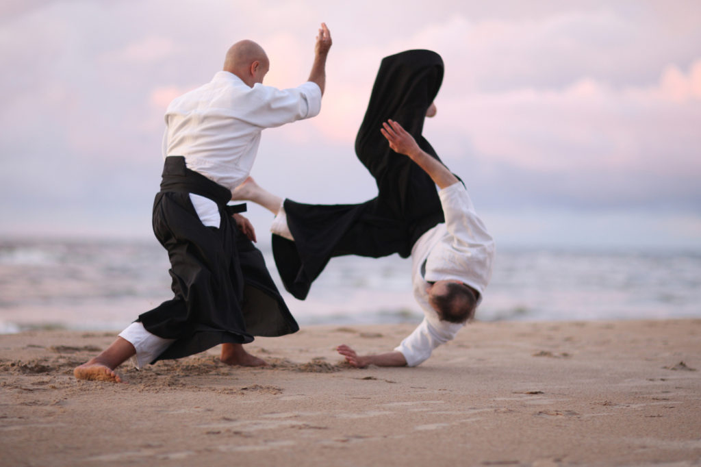 Judo Hose