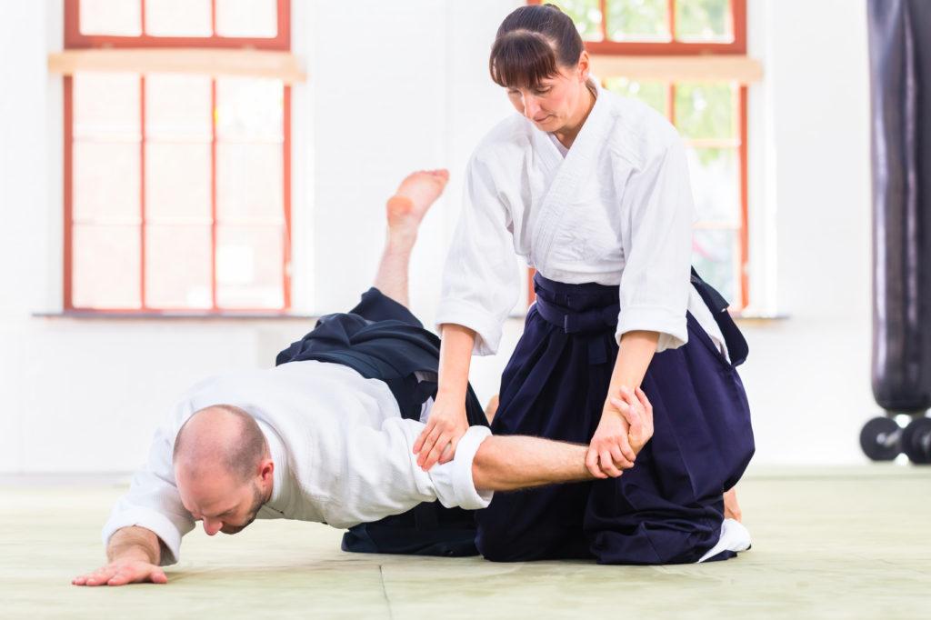 Judo für Frauen
