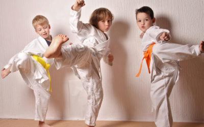 Judo für Kinder: Ab welchem Alter ist es geeignet?