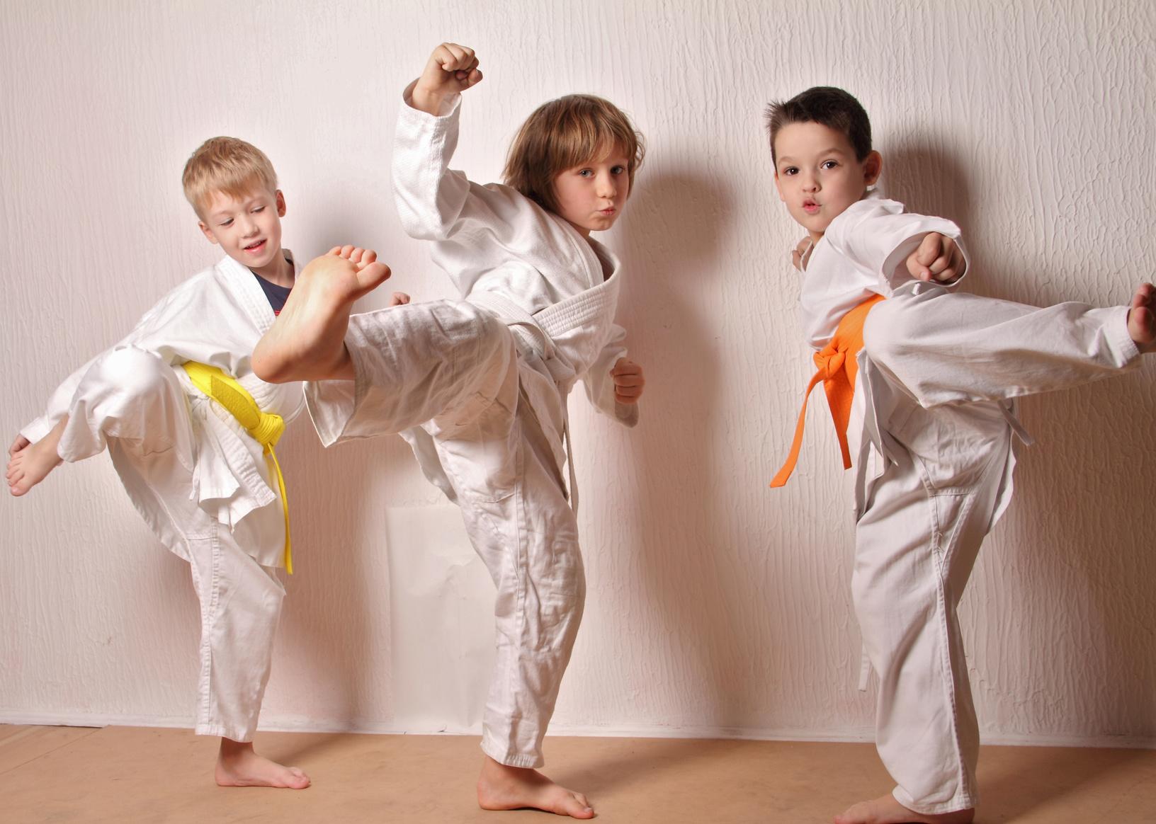 am beliebtesten doppelter gutschein überlegene Leistung Judo für Kinder: Ab welchem Alter beginnen? » DefPort.com