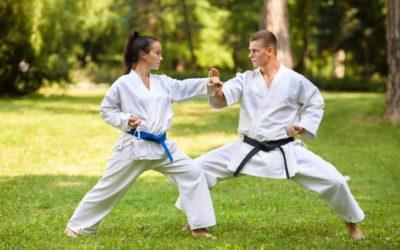 Taekwondo Techniken: Übungen für zuhause