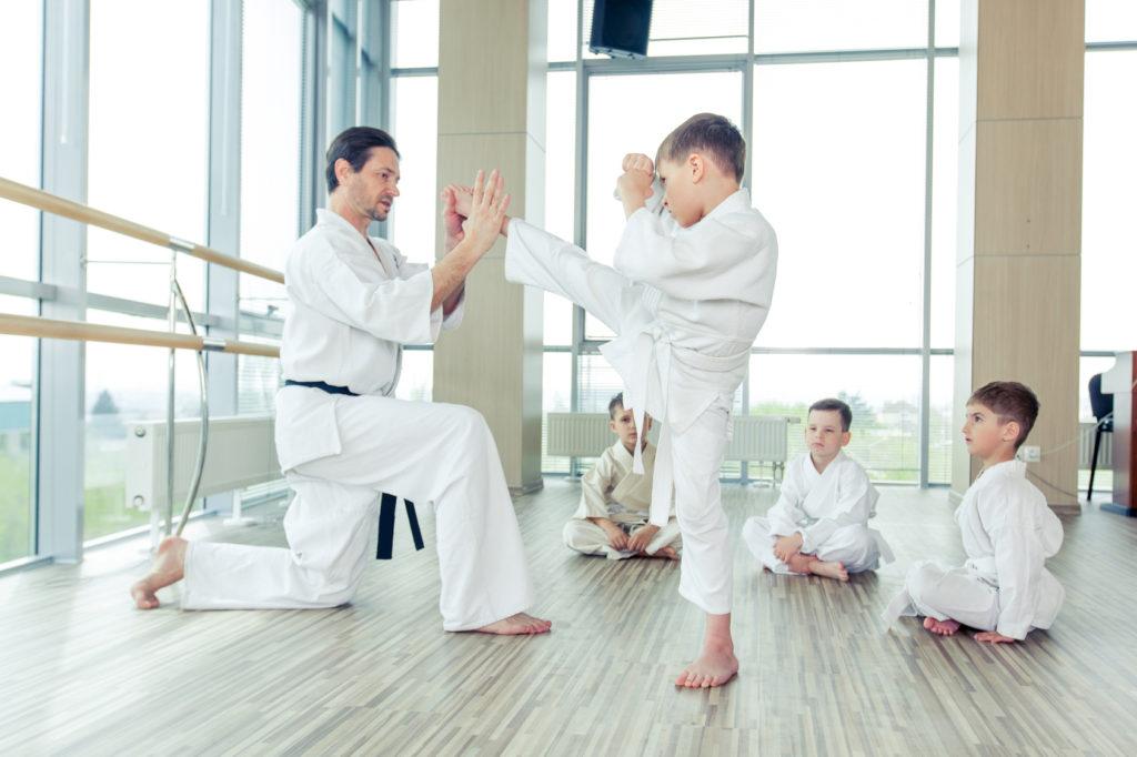 Karate für Kinder