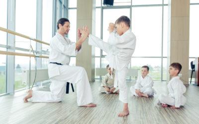 Karate für Kinder: Mit welchem Alter beginnen?