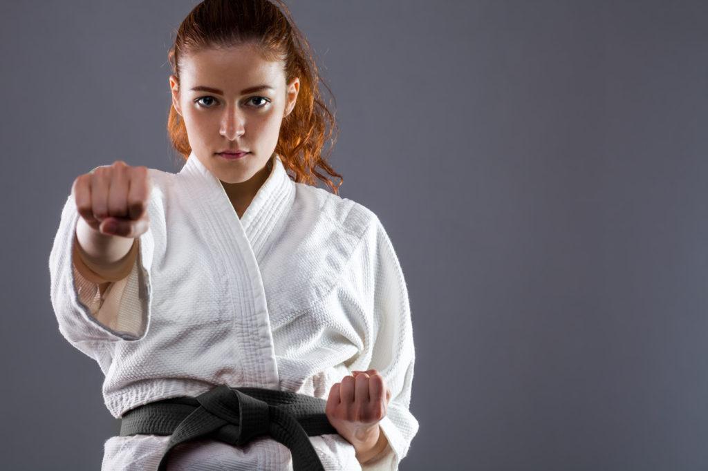 Karate für Frauen
