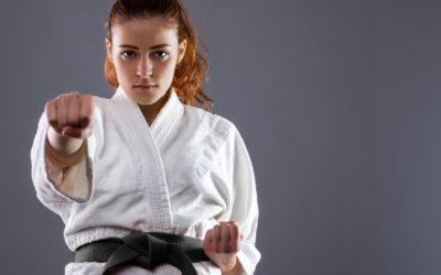 Eignet sich Karate für Frauen als Kampfsport?