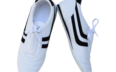 Taekwondo Schuhe: Warme Füße beim Training