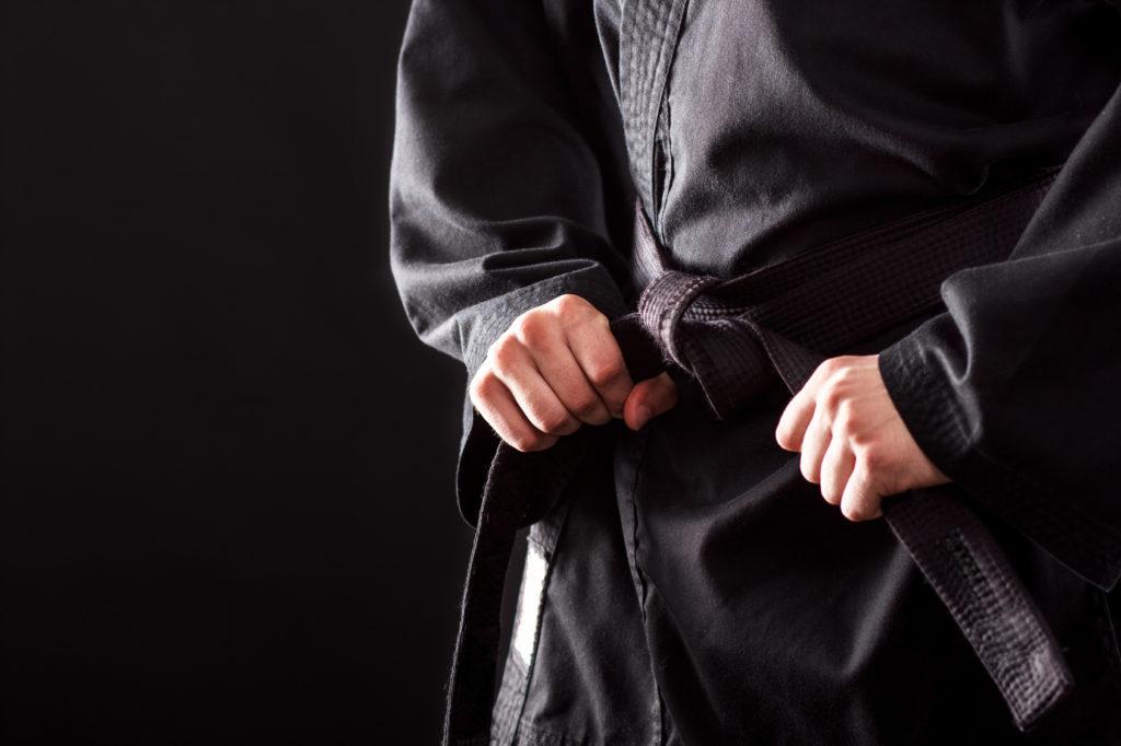 Karate gürtel farben