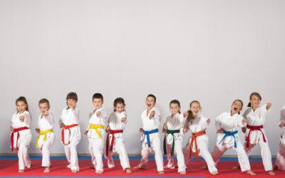 Taekwondo für Kinder: Für welches Alter ist es geeignet?