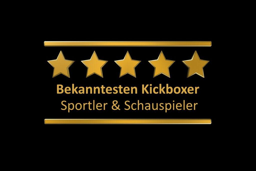 Bekanntesten Kickboxer