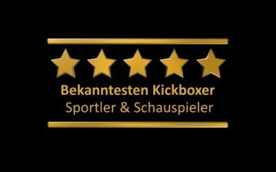 Bekannte Kickboxer in Wettkämpfen und Fernsehen