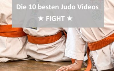 Die 10 besten Judo Videos: Fight!