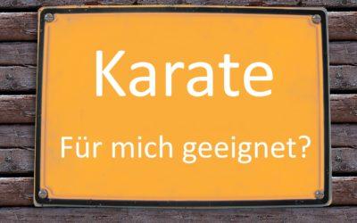 Eignung von Karate – für wen ist es die richtige Sportart?