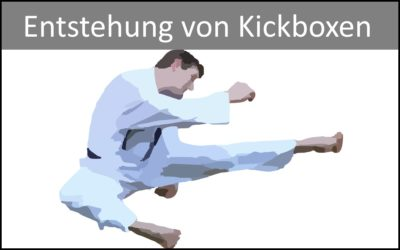 Kickboxen Geschichte: Die Entstehung des Kampfsports