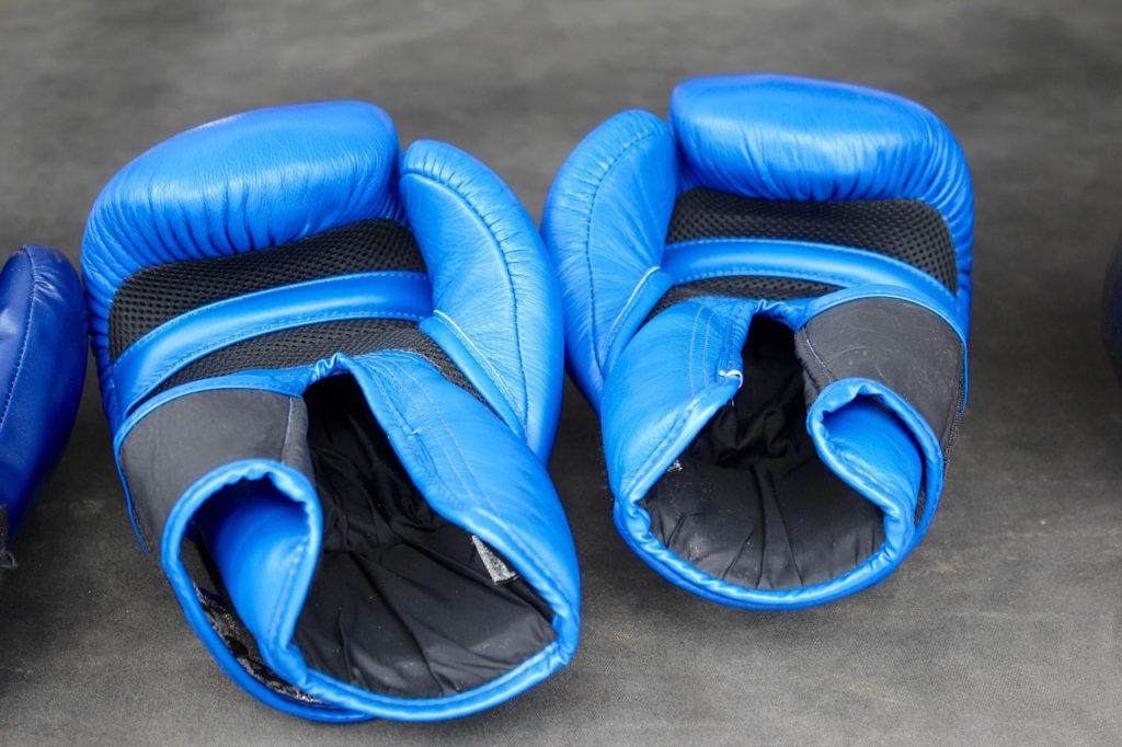 Kickboxen Handschuh