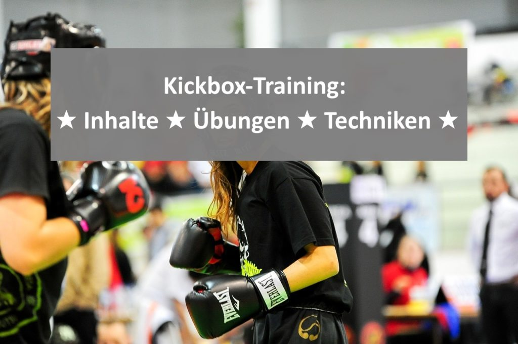 Kickboxen Training