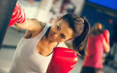Kickboxen für Frauen: Absolute Frauensache!