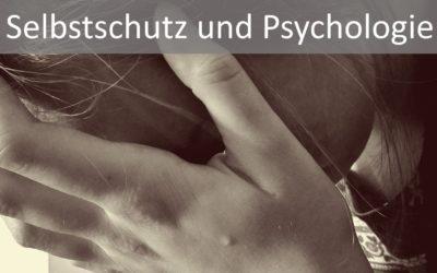 Selbstschutz und Psychologie: Stärke ausstrahlen!