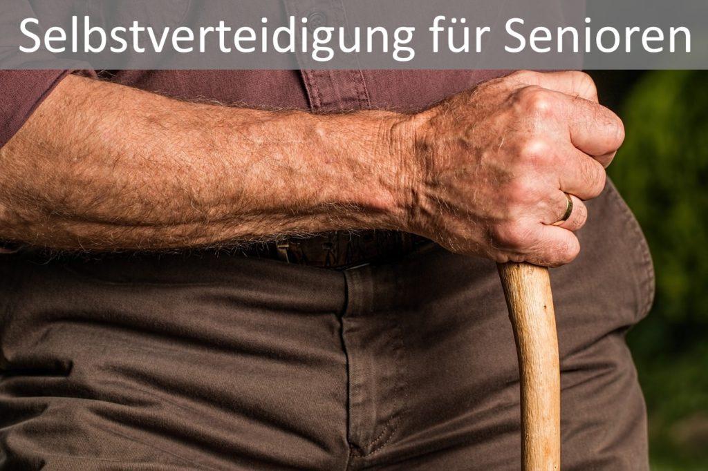 Selbstverteidigung Senioren