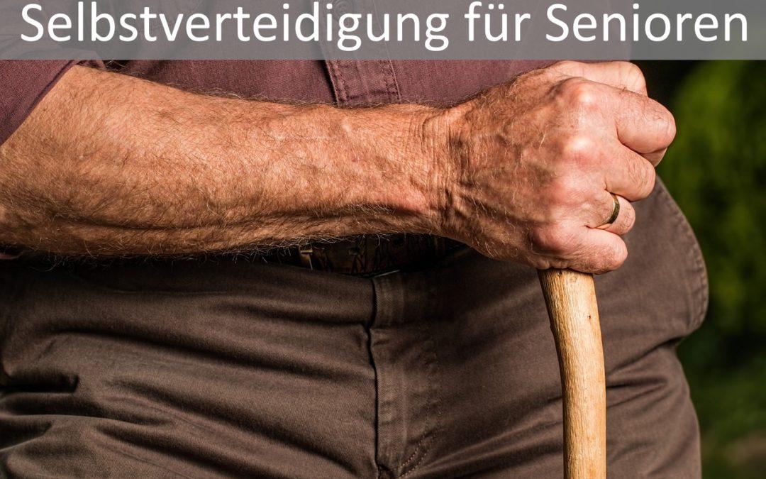 Selbstverteidigung für Senioren: Wehrhaft bis ins hohe Alter