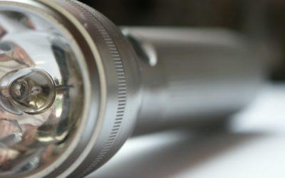 Selbstverteidigung Taschenlampe: Informieren & Modell kaufen