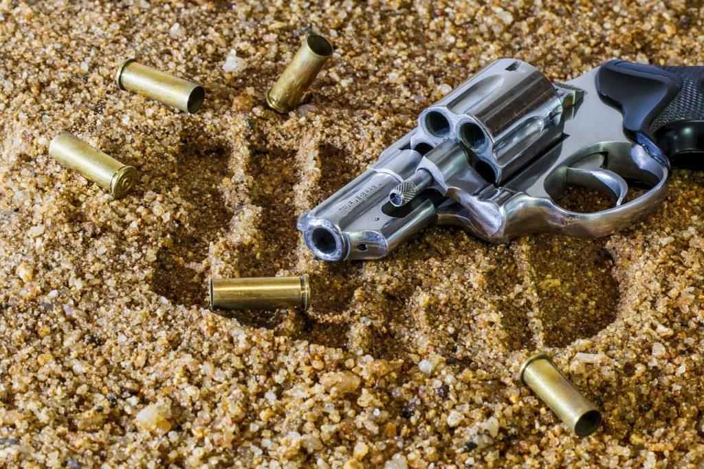 Gefahren Waffen