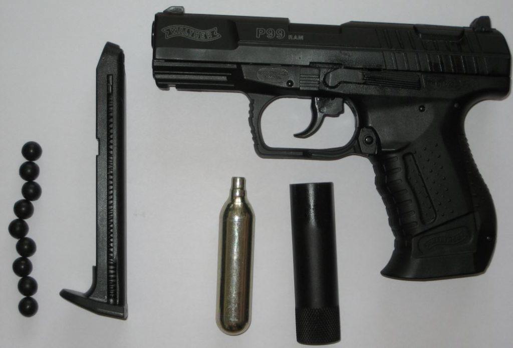 RAM Pistole
