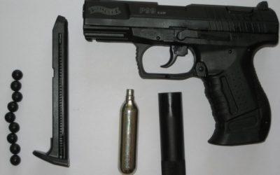 RAM Pistolen: Real Action Marker zur Verteidigung geeignet?