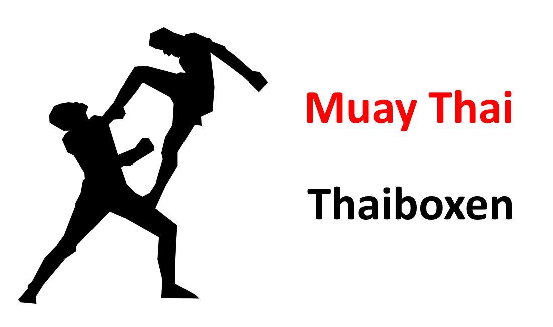 Thaiboxen muay thai