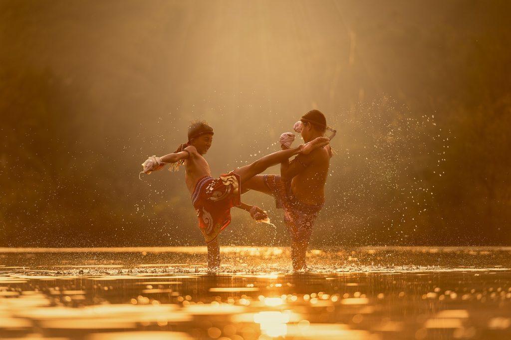Kickboxen für Kinder geeignet