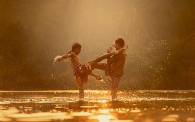 Ist Kickboxen für Kinder geeignet?