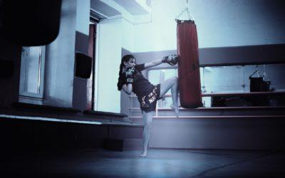 Kickboxen lernen: Darauf muss ich achten