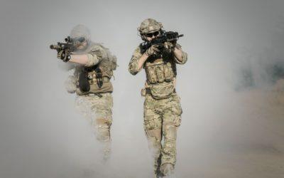Taktische Weste für Militär & Security: Funktionen & Nutzen