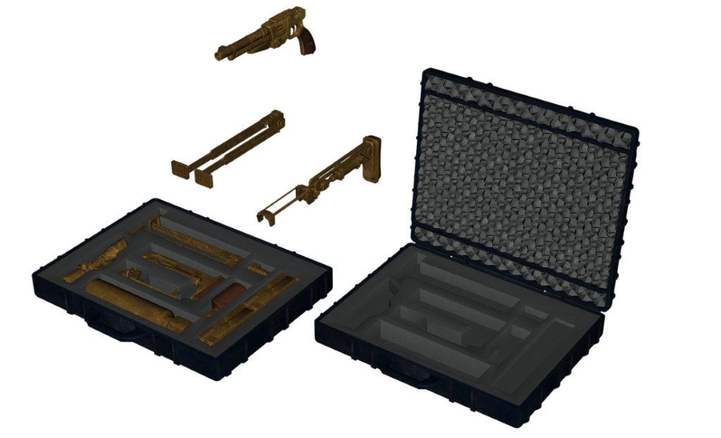 Waffenkoffer
